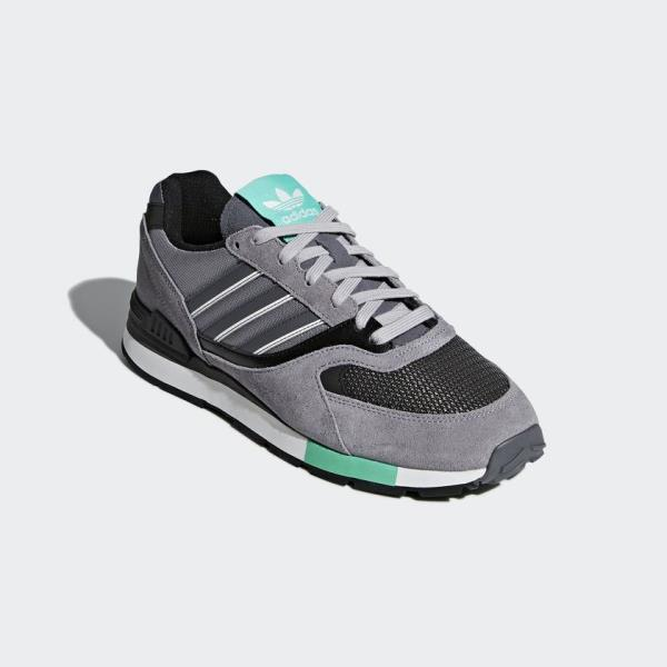 bba9f9912 Adidas Quesence Sneakers Grey Three Size 7-12 Mens Shoes NMD Boost Y-3 Ultra.  100% AUTHENTIC OR MONEY BACK GUARANTEED