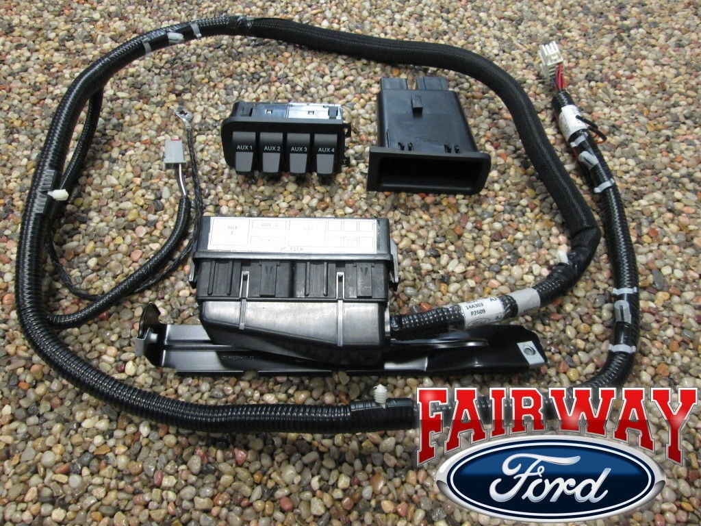 super duty     oem ford  dash