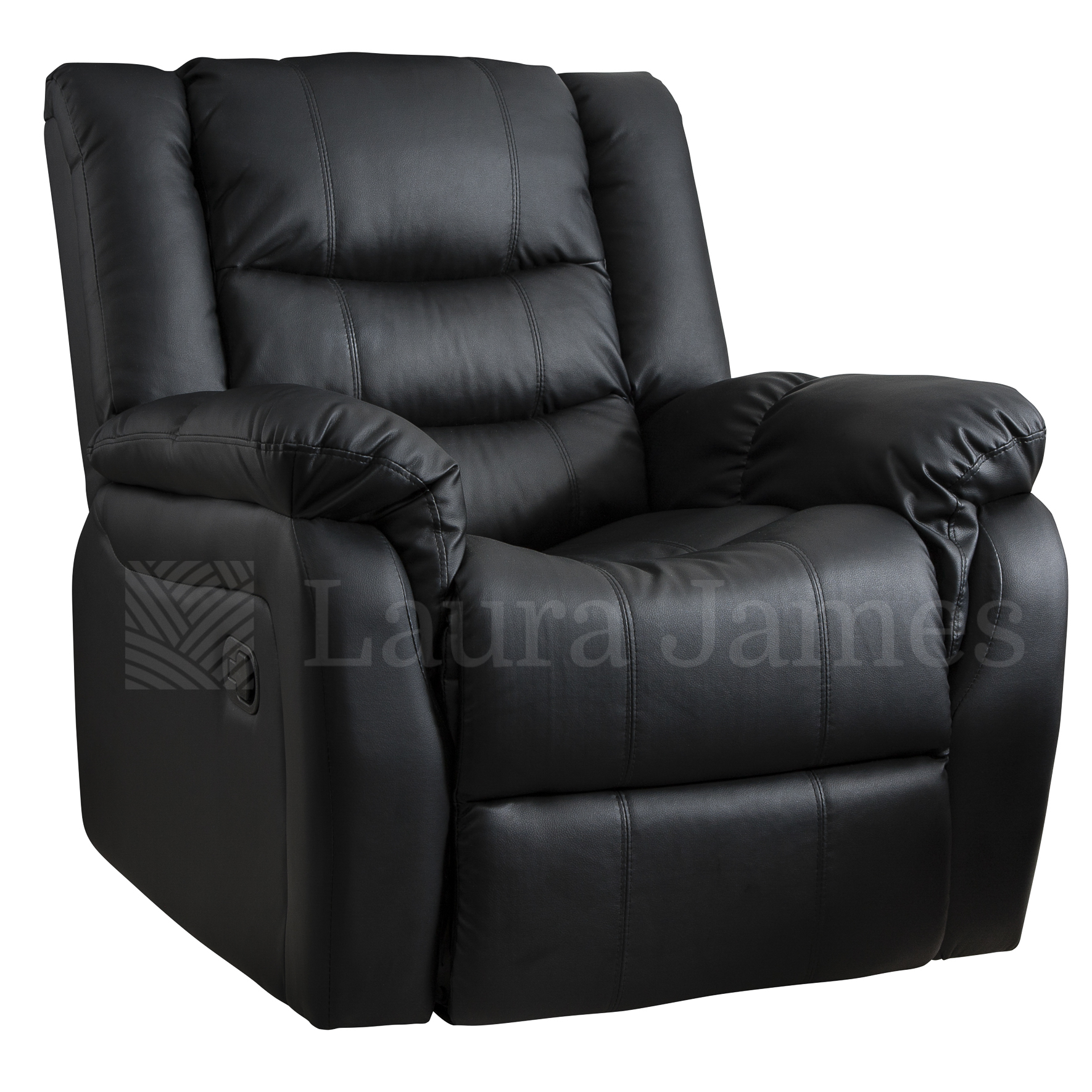 PU Leather Recliner Armchair