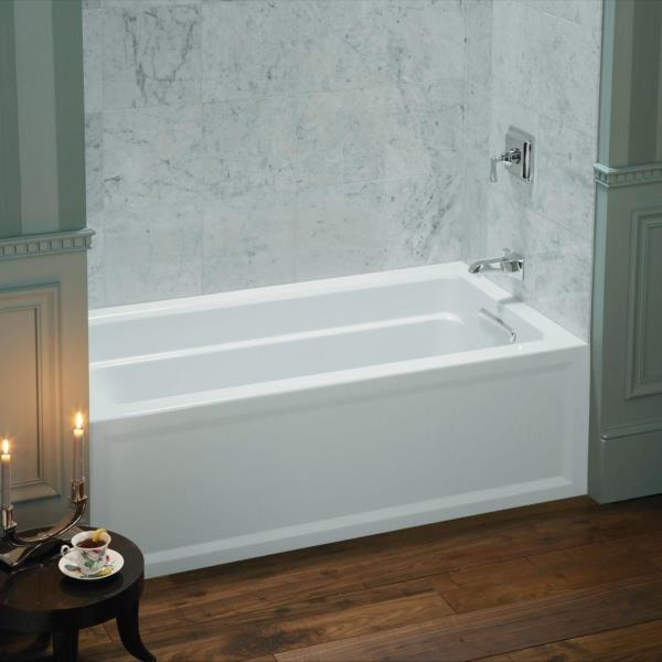 acrylic soaking tub 60 x 30. manufacturer warranty : one year limited acrylic soaking tub 60 x 30 0