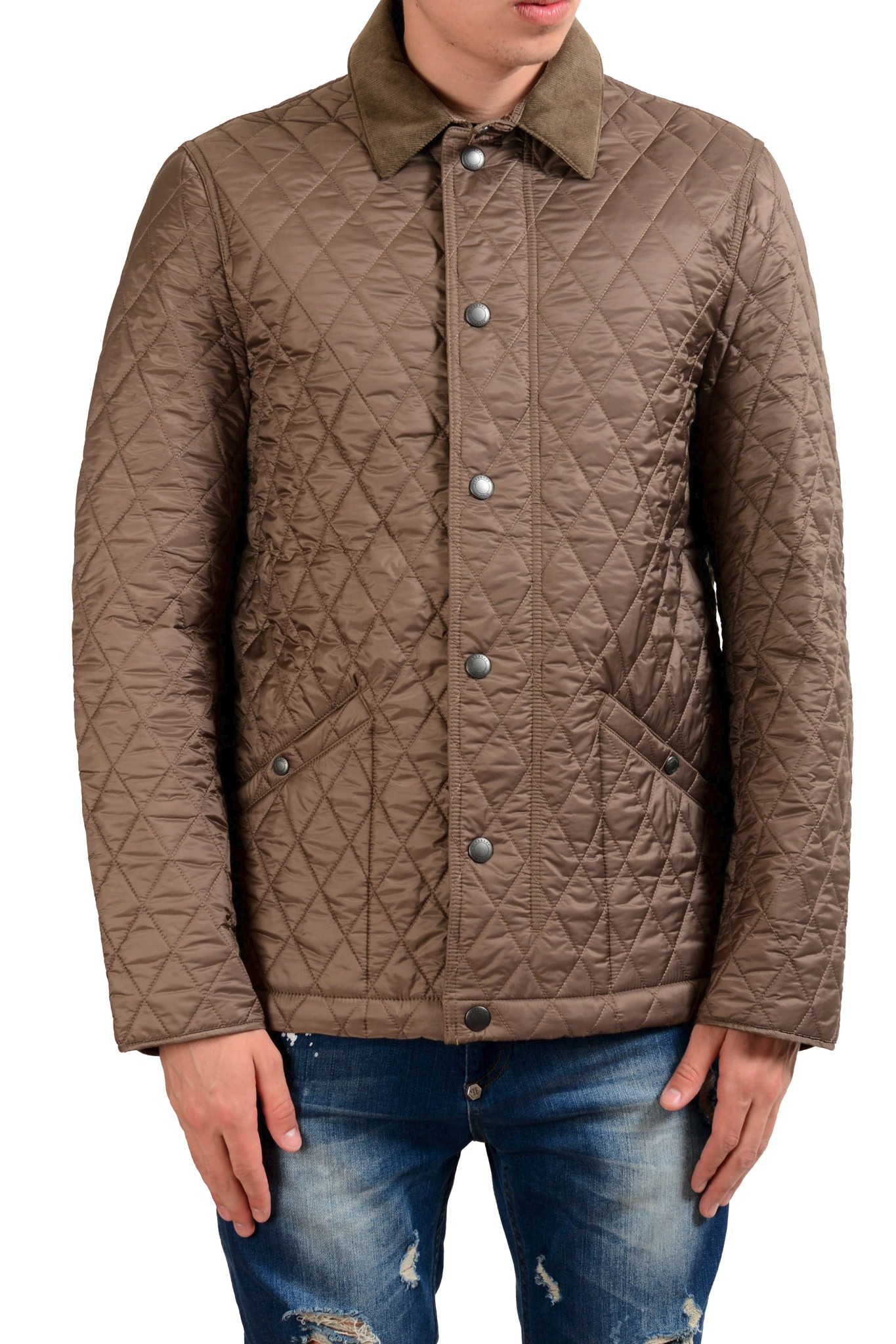 men jacket mens quilt in image military gallery united hood black quilted burberry kingdom packaway