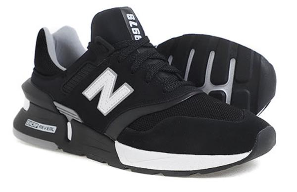 Details about New Balance Men MS997 HN Encap Reveal Shoes Run Black Sneakers Casual Boot Shoe