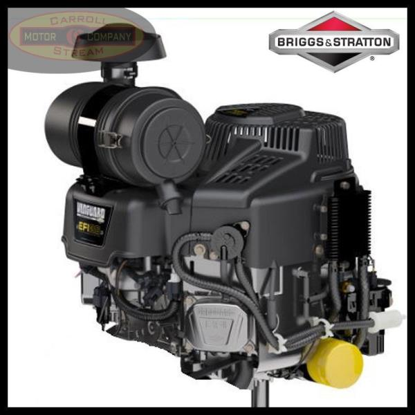 Details about NEW Briggs & Stratton Vanguard 27 HP Vertical Shaft Gas  Engine 49E877-0005 810cc