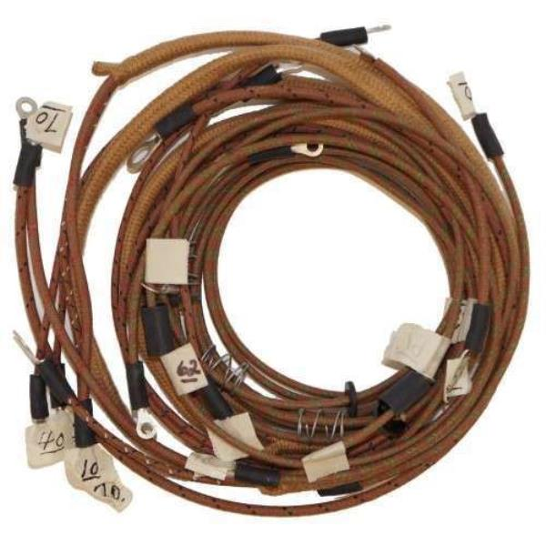 Details about Complete Wiring Harness 6V Allis Chalmers RC WC WF