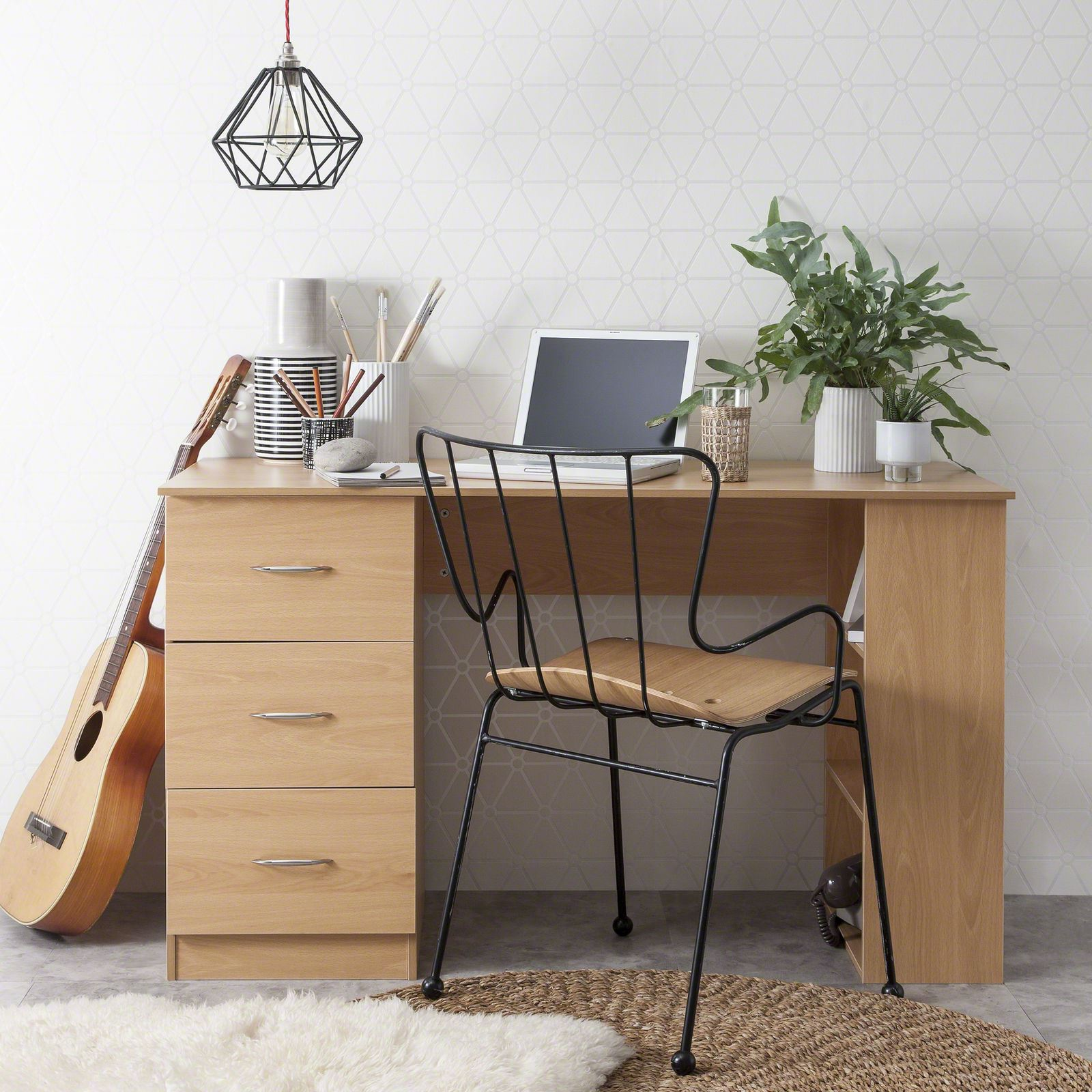 b photo o h computer c wood table product desk reg with bell curved sides
