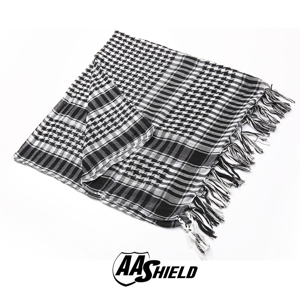 Office & School Supplies Aa Shield Military Arab Lightweight Scarf Desert Tactical Shemagh Army Keffiyeh Outdoor Hunting Scarf Multiple Color Gray