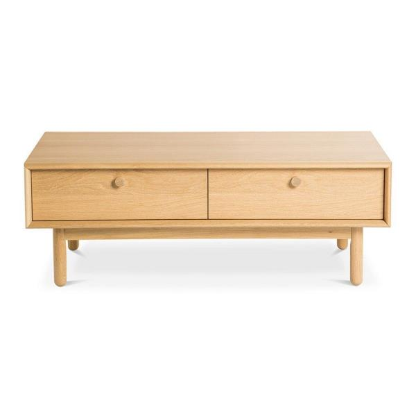 Japanese Coffee Table.Details About Natsumi Japanese Scandinavian Wooden Oak Coffee Table With Drawers