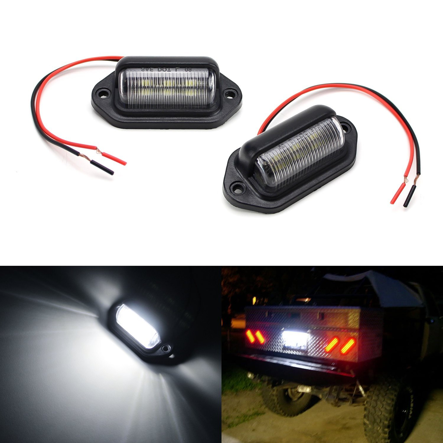 Add-On 6-SMD LED Lamps