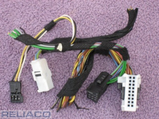 bmw e46 3 series (1998 2005) climate control heater wiring