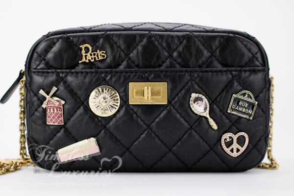 1b484a4e230c COMES WITH: CHANEL box (magnetic), ribbon, camellia, booklet + care cloth,  authenticity card