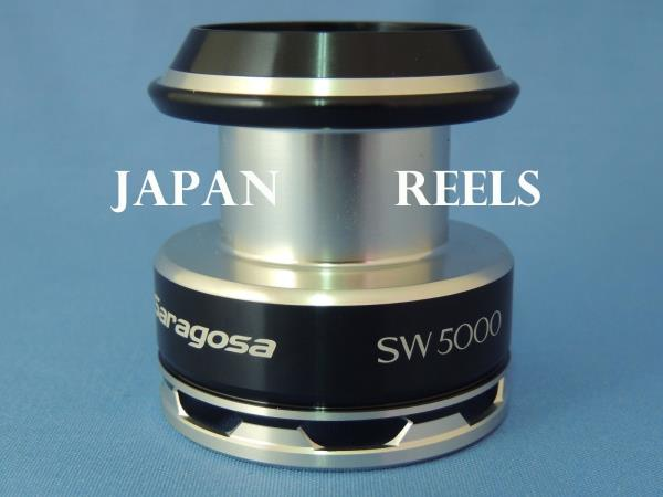 NEW GENUINE SHIMANO SARAGOSA SW 20000 COMPLETED SPOOL *U.S SELLER* Fit 25000