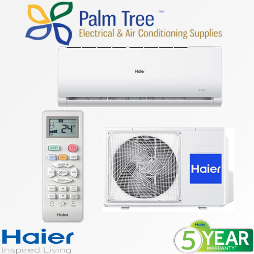Details about Haier Clic Inverter Split Air Conditioner HSU-35HEK03 on