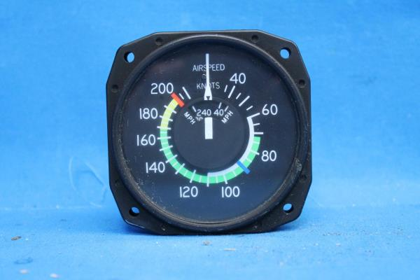 Details about Cessna Airspeed Indicator P/N: Ea-5175-24-CES (23490)