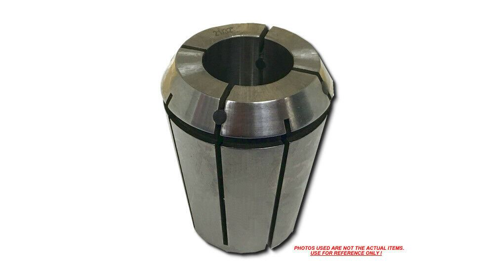 8mm Inside Diameter ER16 Steel Sealed Coolant Collet Sowa GS up to 1000 PSI