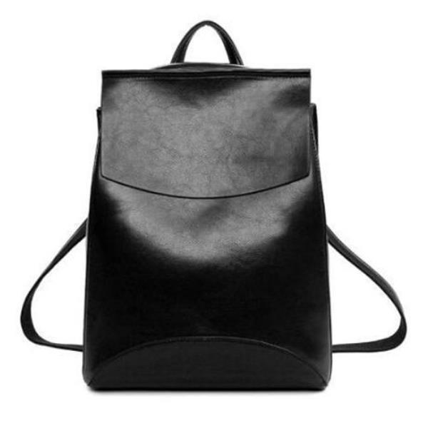 Women Vintage Backpack Designer High Quality Leather Backpacks For ...