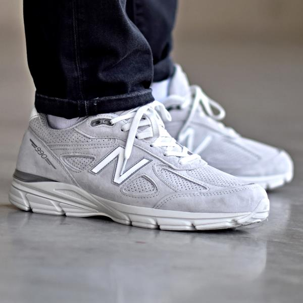 089ee1d2c9dcb New Balance M990 AF4 Sneakers Arctic Fox Size 7 8 9 10 11 Mens Shoes New