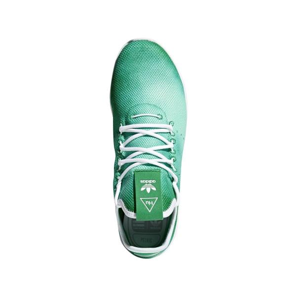 online retailer 41457 1a148 ... Adidas PW Pharrell Williams Hu Holi Tennis Hu - Green White. Style   DA9619 Color  Green,Ftwwht,Ftwwht Gender  Mens