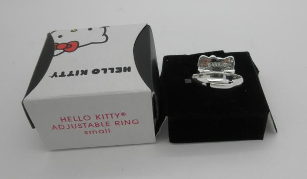321b6f7a1 AVON Hello Kitty Adjustable ADULT Ring - Choose Small or Large | eBay