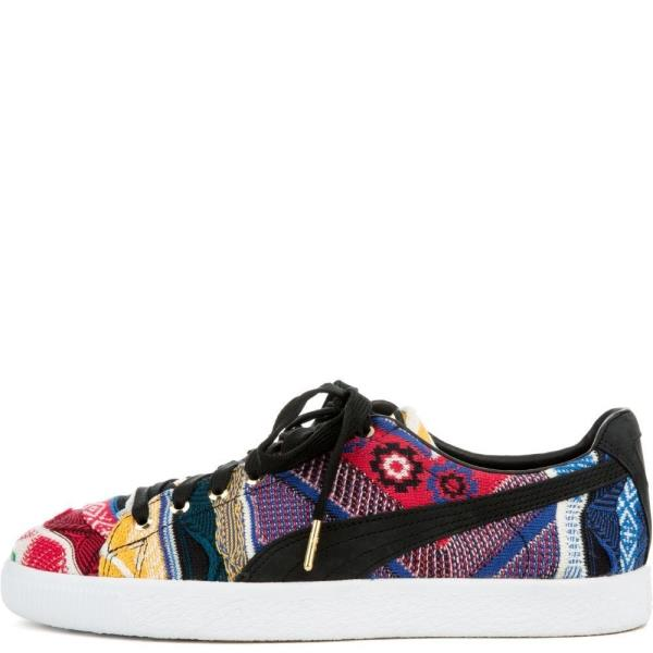 buy popular 7c6f0 c91f3 Details about [364907-01] Mens Puma CLYDE COOGI - Multicolor Sweater Sneaker