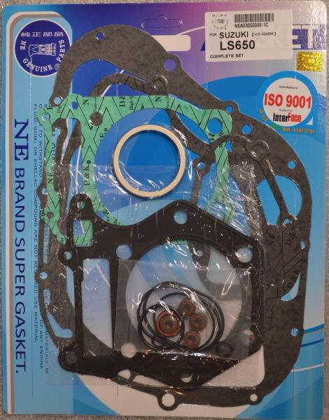 Suzuki ls650 650 savage 1986 2004 complete engine gasket kit set ebay scrambler cycle is a small motorcycle shop specializing in vintage motorcycle repair and part sales if you ever find yourself in northwest wisconsin feel solutioingenieria Gallery
