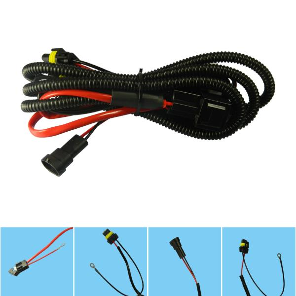 xenon hid conversion kit relay wiring harness h1 h8 h11 hb4 9005xenon hid conversion kit relay wiring harness h1 h8 h11 hb4 9005 9006 9140 9145