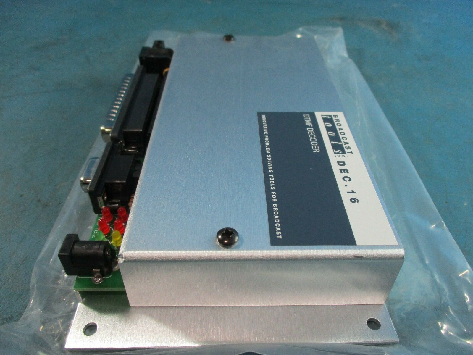 Details about Broadcast Tools DEC -16 DTMF Decoder - USED