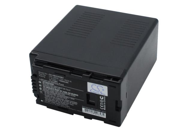 Replacement Battery for PANASONIC CGA-E625 HDC-DX1 HDC-DX1EG-S HDC-DX1GK HDC-DX1-S HDC-DX3 HDC-HS100 HDC-HS100GK HDC-HS20 HDC-HS200 HDC-HS250 HDC-HS300
