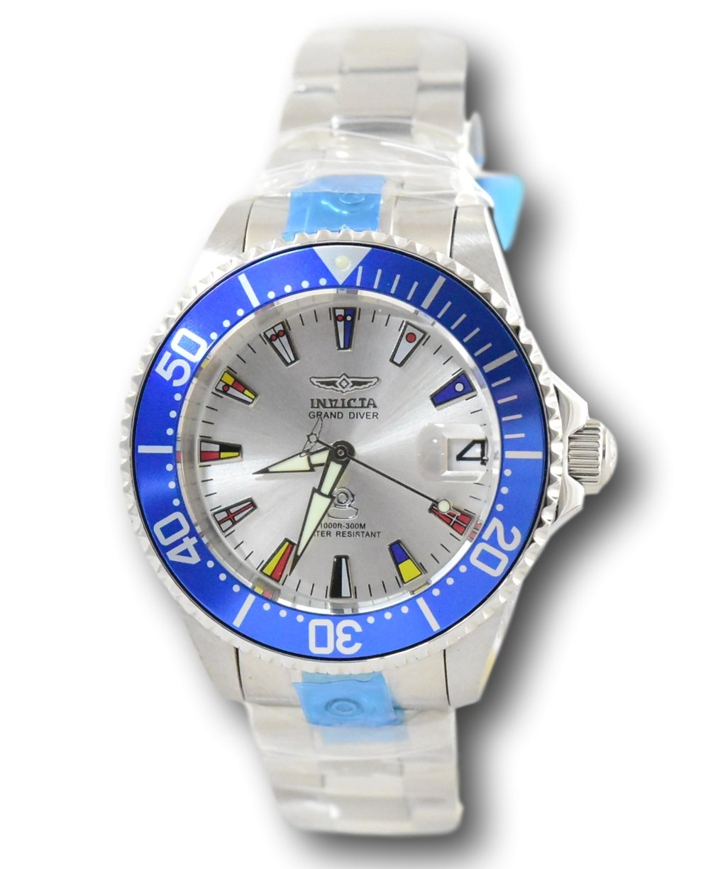 Invicta Pro Diver Automatic Women s International Flag Dial 38 mm ... 5bc4dee981