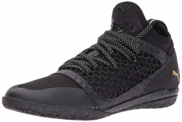 5016d8a82 ... Puma 365 Ignite Netfit CT Soccer Sneaker - Black. Style: 104473-04.  Color: Black Gender: Mens