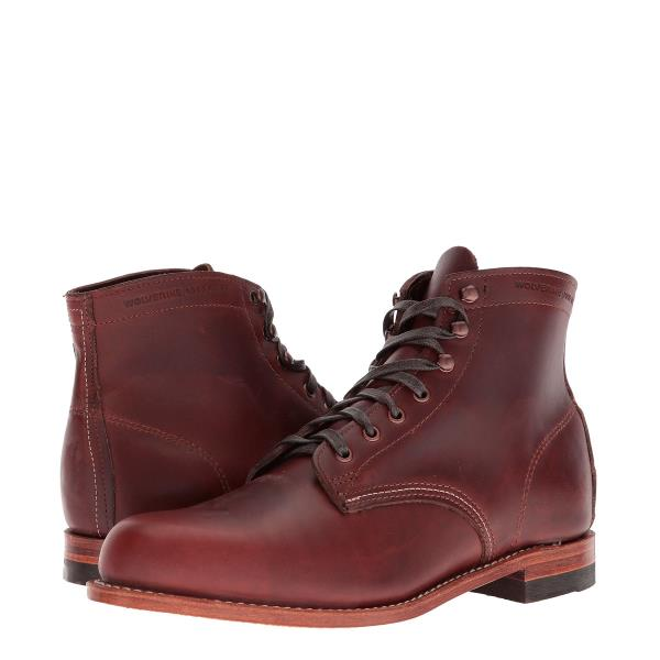 ae5fdd71448 Details about [W05299] Mens Wolverine 1000 Mile Rust Leather Original Work  Boots MADE IN USA