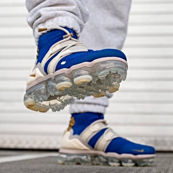 63ab7b76732f Nike Air Vapormax Flyknit Utility Sneaker Racer Blue Size 8 9 10 11 12 Mens  Shoe