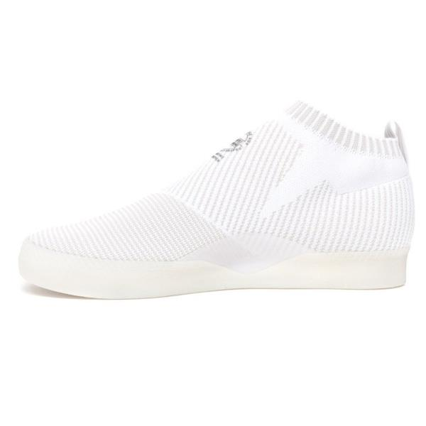 uk availability c802c 67383 Adidas 3ST.002 PK Primeknit Shoes - FTW WhiteGrey OneCore Black