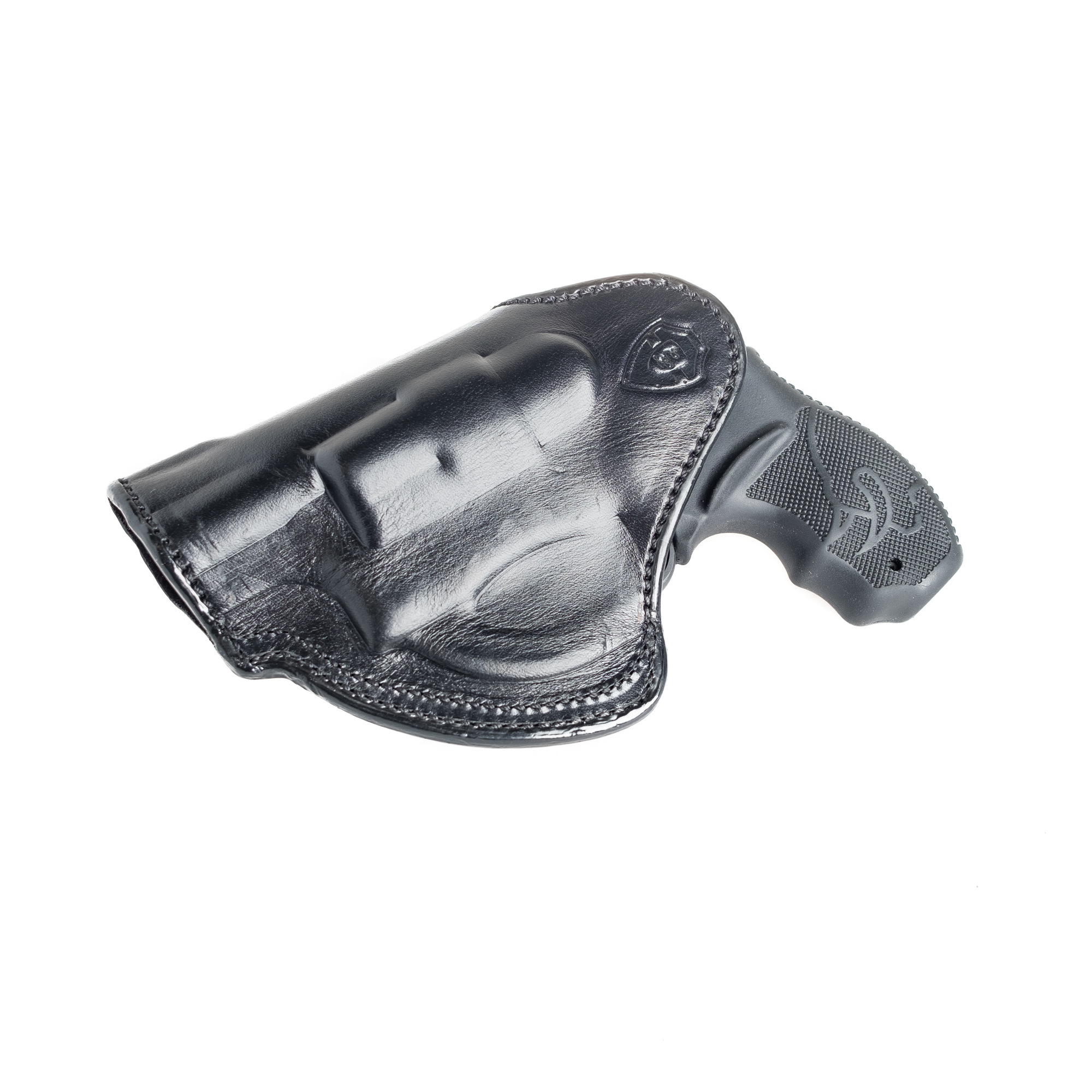 INSIDE THE WAISTBAND LEATHER HOLSTER FOR S&W J-FRAME 1-7/8\