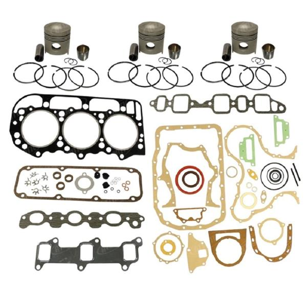 Please Indicate The Rod And Main Bearing Sizes Required When Adding To Base Engine Kit For Diesel Applications Replaces: Wiring Harness For New Holland 4630 At Anocheocurrio.co