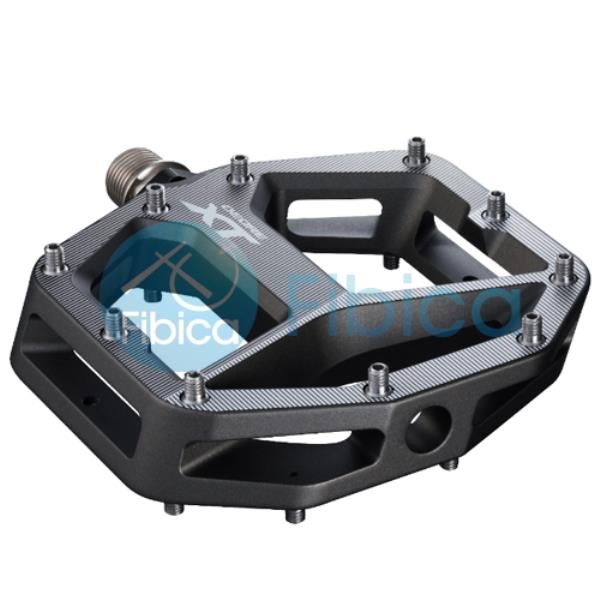 Details about New Shimano Deore XT PD-M8040 Flat Pedals Platform SM/ML  100x105mm 110x115mm