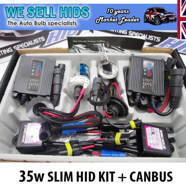 HID Xenon Bulbs Kit replacement H3 6000K 4300K 8000K 10K VAUXHALL ASTRA VECTRA