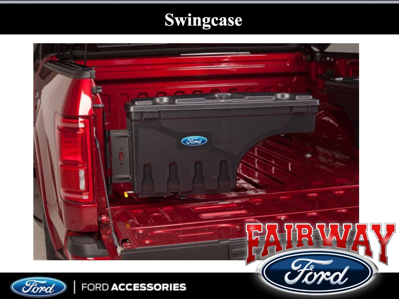 Fairway Ford Parts >> 15 thru 17 Ford F-150 OEM Genuine Ford Lockable Pivot ...