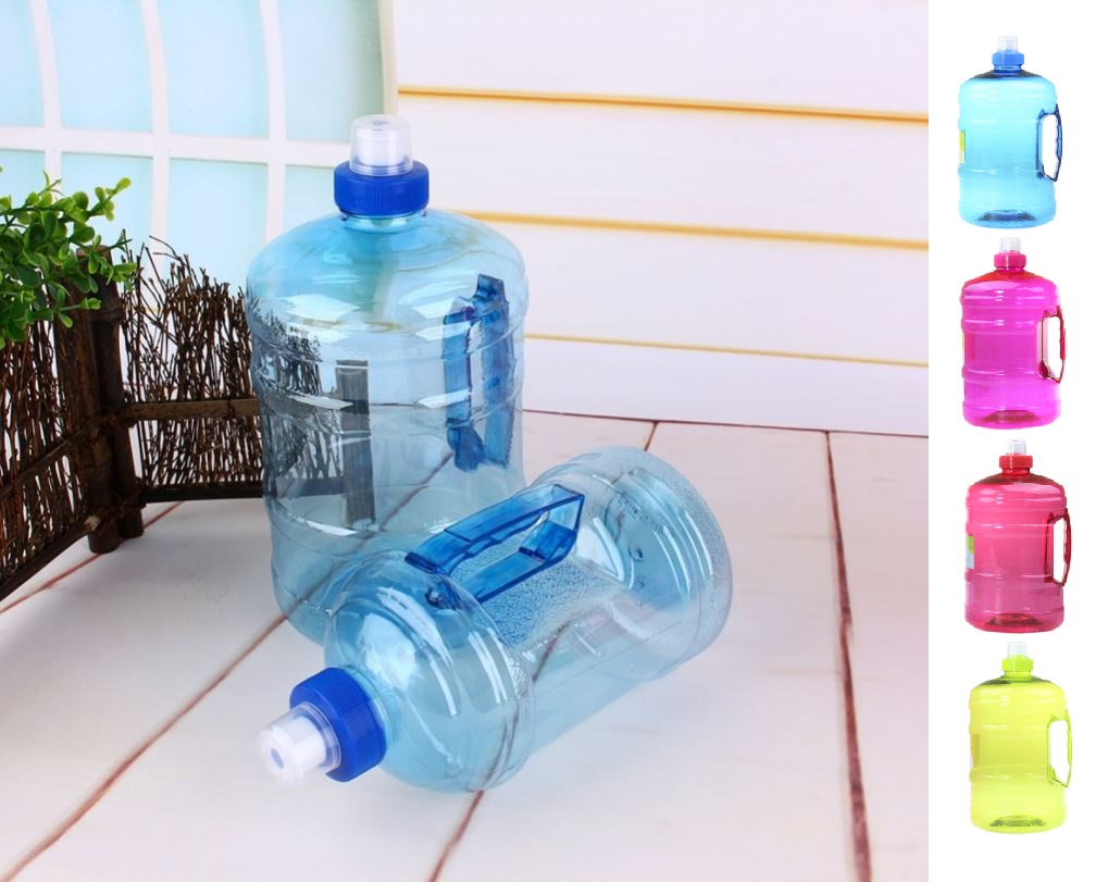 Bpa Free 1l 2l Sports Water Bottle Gym Training Bike
