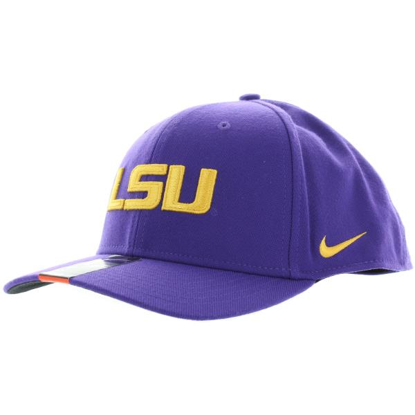 the best attitude 5a46d db651 Color  Purple Gold • Item Description  This hat is new with tag. • Material  Composition  98% Polyester 2% Spandex