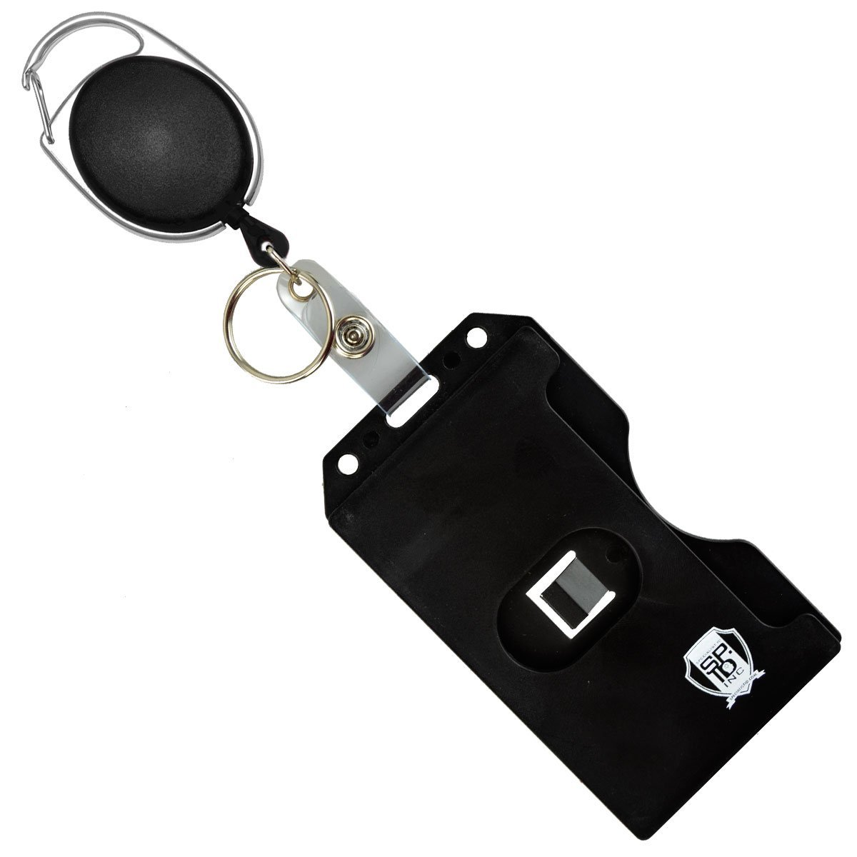 Carrier For Key Ring Cards