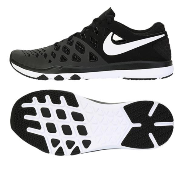 9691a0a6ce966 Details about Nike Men Train Speed 4 Training Shoes Running Black Sneakers  Shoe 843937-010