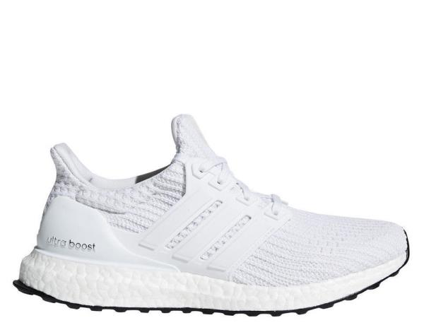 c04d97ac764ffc Details about  BB6308  Womens Adidas UltraBoost 4.0 - Triple White