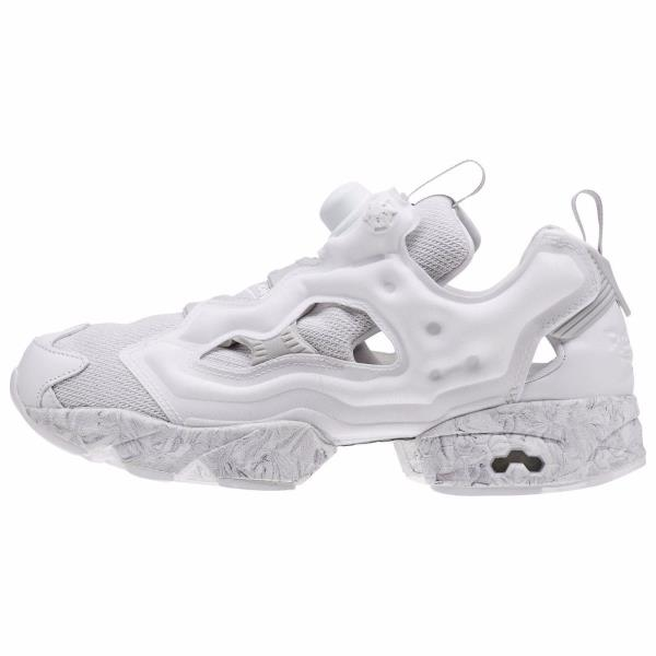 cc4b2697690 ... Reebok Instapump Fury ACHM - White Marble. Style  BD1550 Color  White Lgh  Solid Grey Gender  Mens