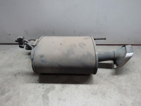 1999-2003 ACURA 3.2TL DRIVER SIDE MUFFLER ASSEMBLY