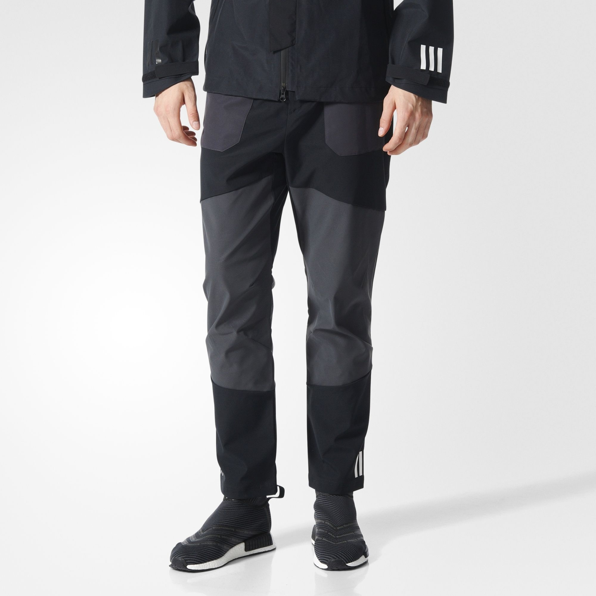 3da1d530b36e Details about adidas x White Mountaineering Mens Climbing Pants Trousers