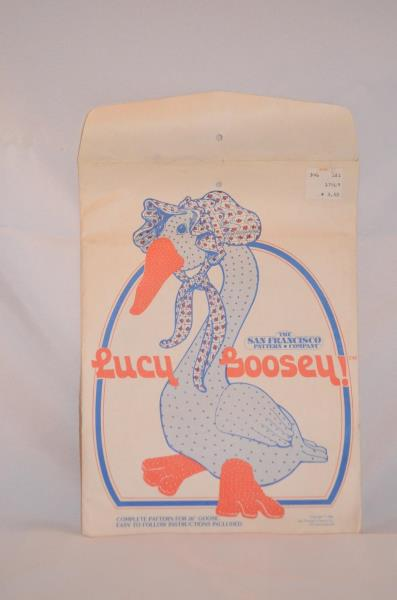 Lucy Goosey 26\