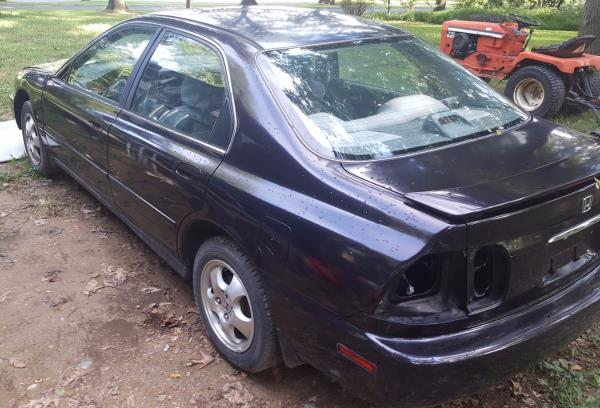 Honda Accord Outer View