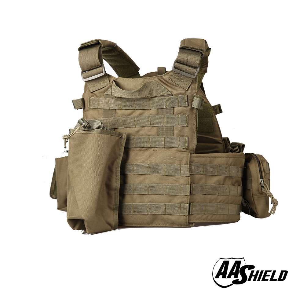 Security & Protection Aa Shield Molle Hunting Plates Carrier Mbav Style Military Tactical Vest Od Workplace Safety Supplies