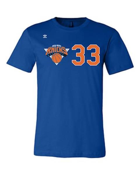 premium selection 760f3 4f0be Details about Patrick Ewing New York Knicks #33 Jersey player shirt