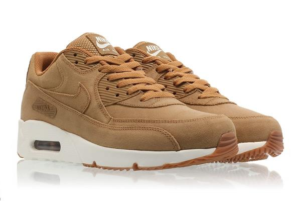 d878529b9bfd6b Nike AIR MAX 90 ULTRA 2.0 LEATHER Brown Size 7 8 9 10 11 12 Men shoes  924447-200. 100% AUTHENTIC OR MONEY BACK GUARANTEED